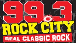 93.3 Logo
