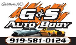 G&S AutoBody Logo