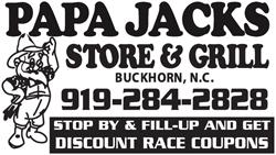 Papa Jacks Logo