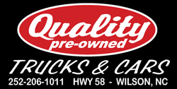Quality Trucks & Car  Logo