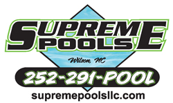 Supreme Pools Logo