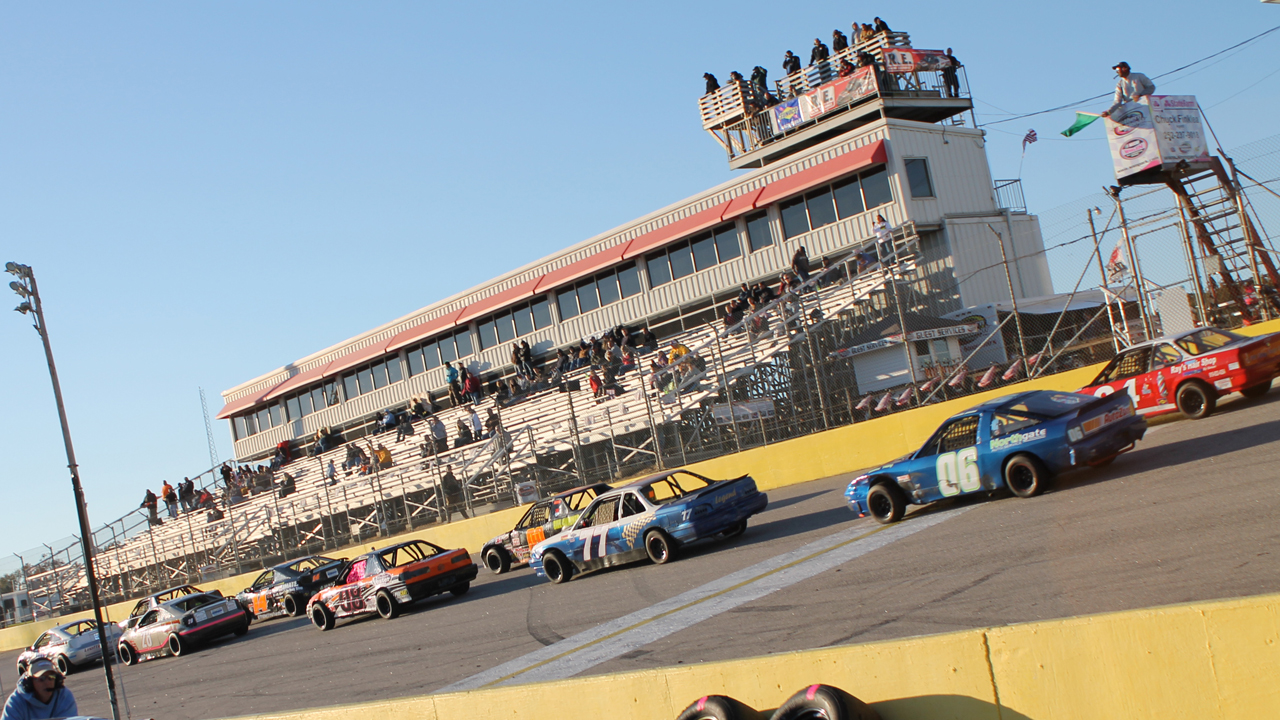Drivers Prepared for Southern National Opener
