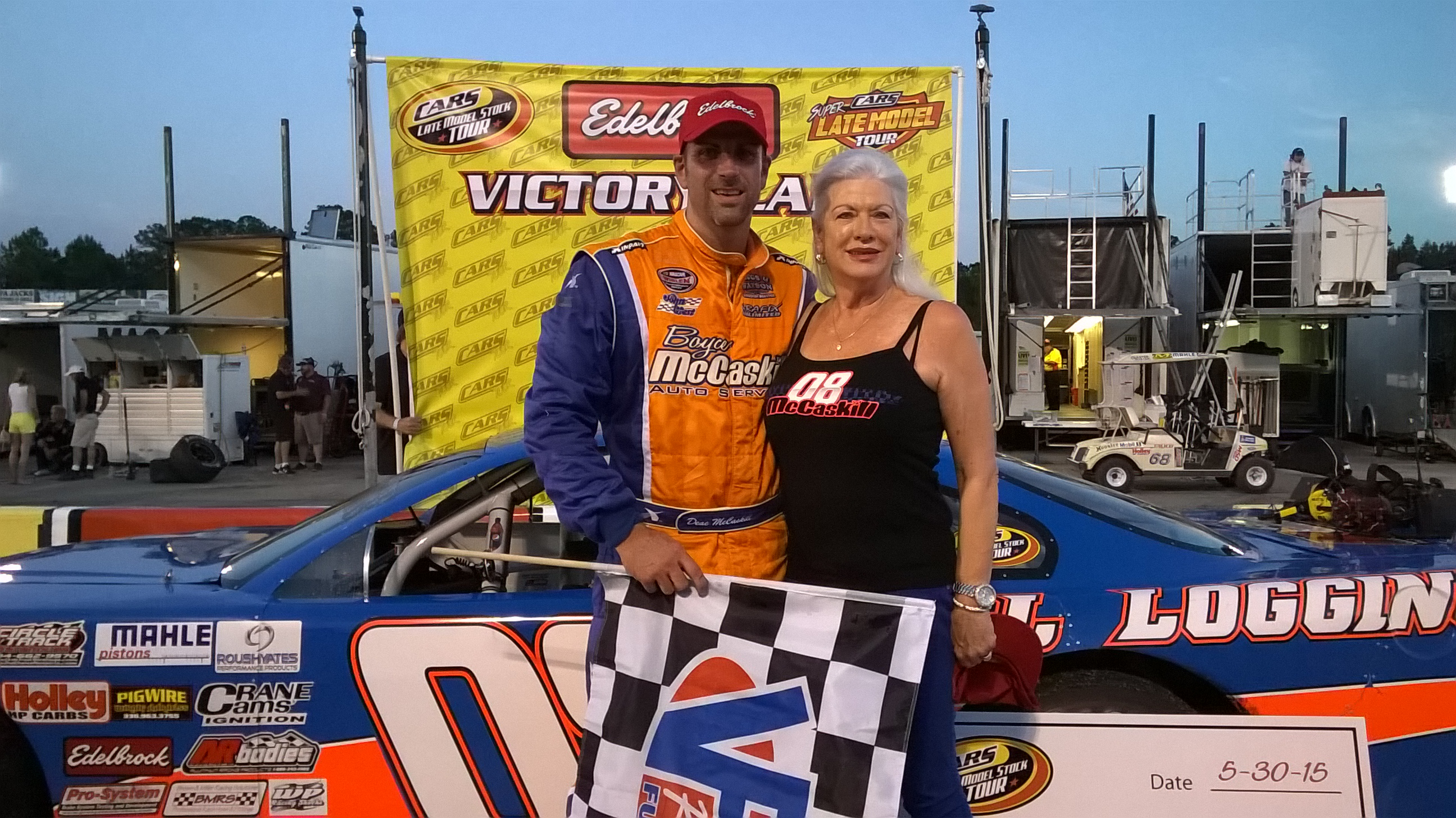 Deac McCaskill Returns to Victory Lane at Southern National; Christopher Bell Also Wins