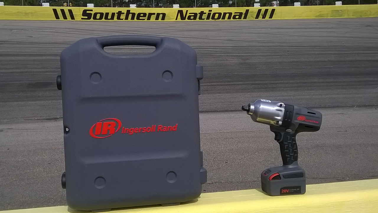 Ingersoll Rand Offers Giveaways for Drivers and Fans