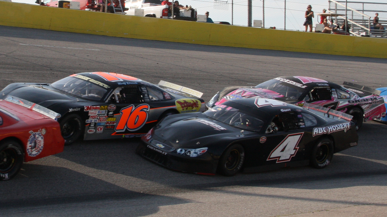 Regional Drivers in the Hunt for NASCAR State Championship