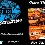 Ticket Discounts for 'Social Saturday' at Southern National Motorsports Park