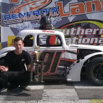 Dillon Spain and Will Bristle Score Victories in INEX Doubleheader