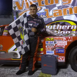 Jonathan Findley Scores First Career Late Model Victory