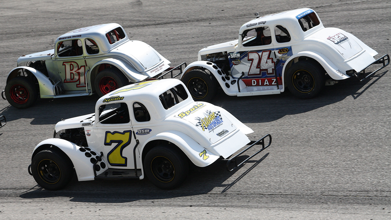 Southern National Motorsports Park to Host INEX National Qualifier on August 15th