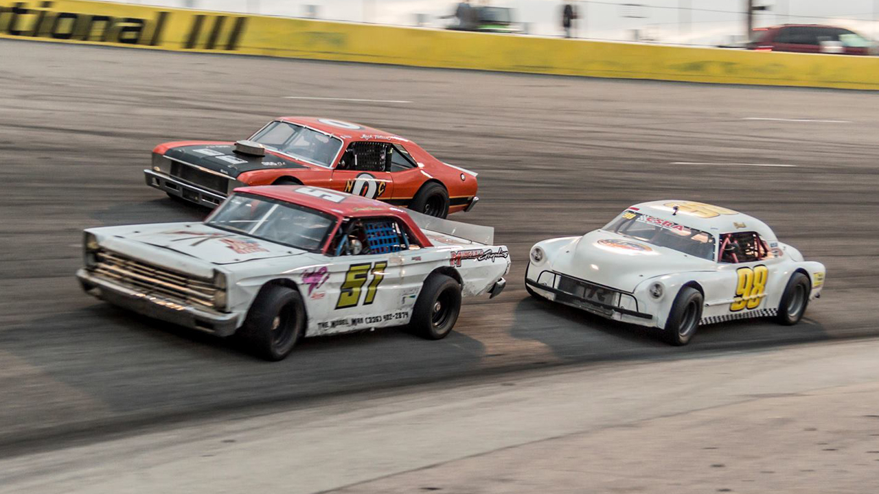 Classic Racing Action Coming to Southern National Motorsports Park
