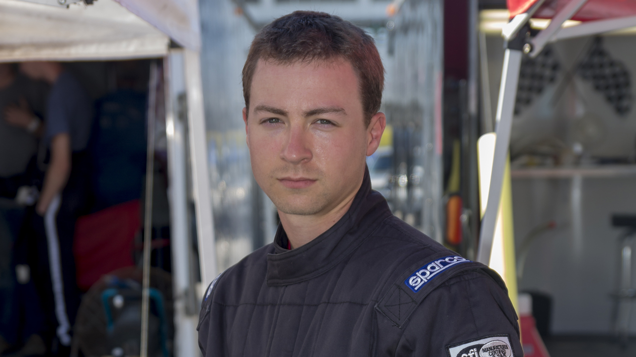 Professional Bowler Zack Brown Looks for Success in Legends Racing