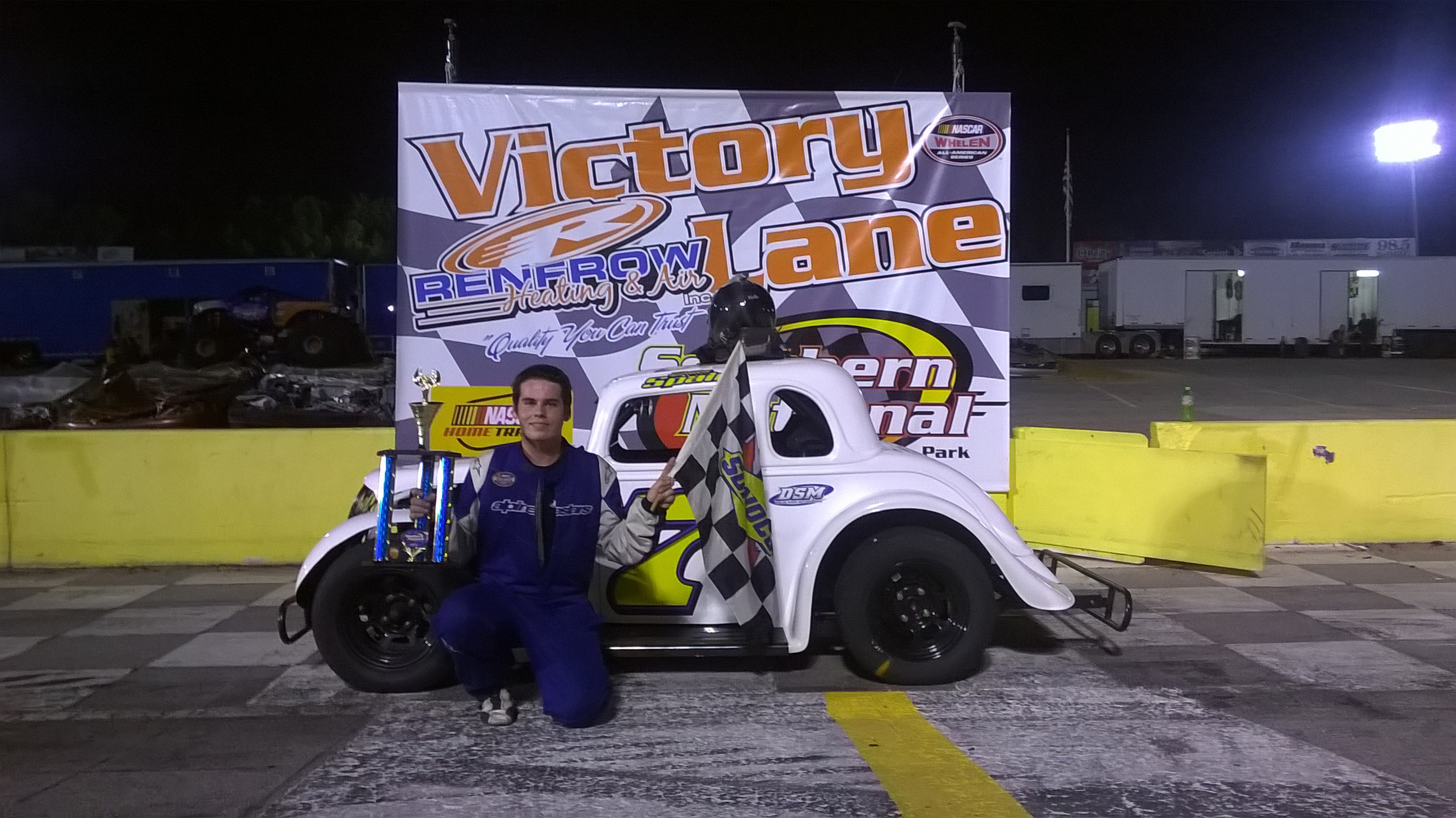 Bounty Placed on Dillon Spain in Legends Feature at the Thanksgiving All-Star Classic