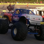 Monster Trucks Highlight Jam Packed Night at Southern National Motorsports Park