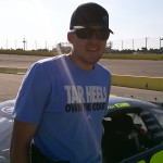 Justin Gill Hopes for Success in Hometown Race at Southern National