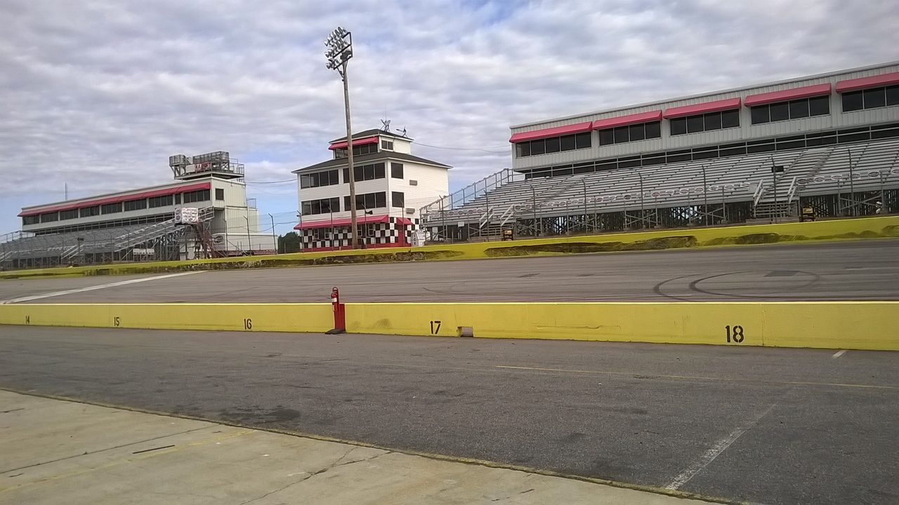 Southern National Motorsports Park Coming to iRacing