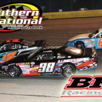 Daniels Wins Memorial Day 200 Twins by Southeastern Outdoor Products At Southern National Motorsports Park