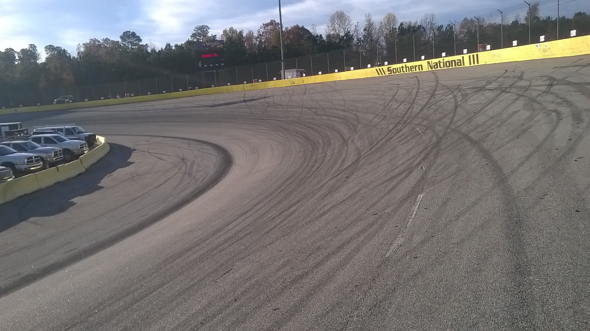 Southern National Motorsports Park Revises Schedule
