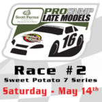 Random Draw Money Up for Grabs in the Scott Farms Sweet Potato 7 Series – Race #2 This Saturday May 14th
