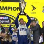 Southern National Motorsports Park Part of History in Jimmie Johnson's Seventh Championship