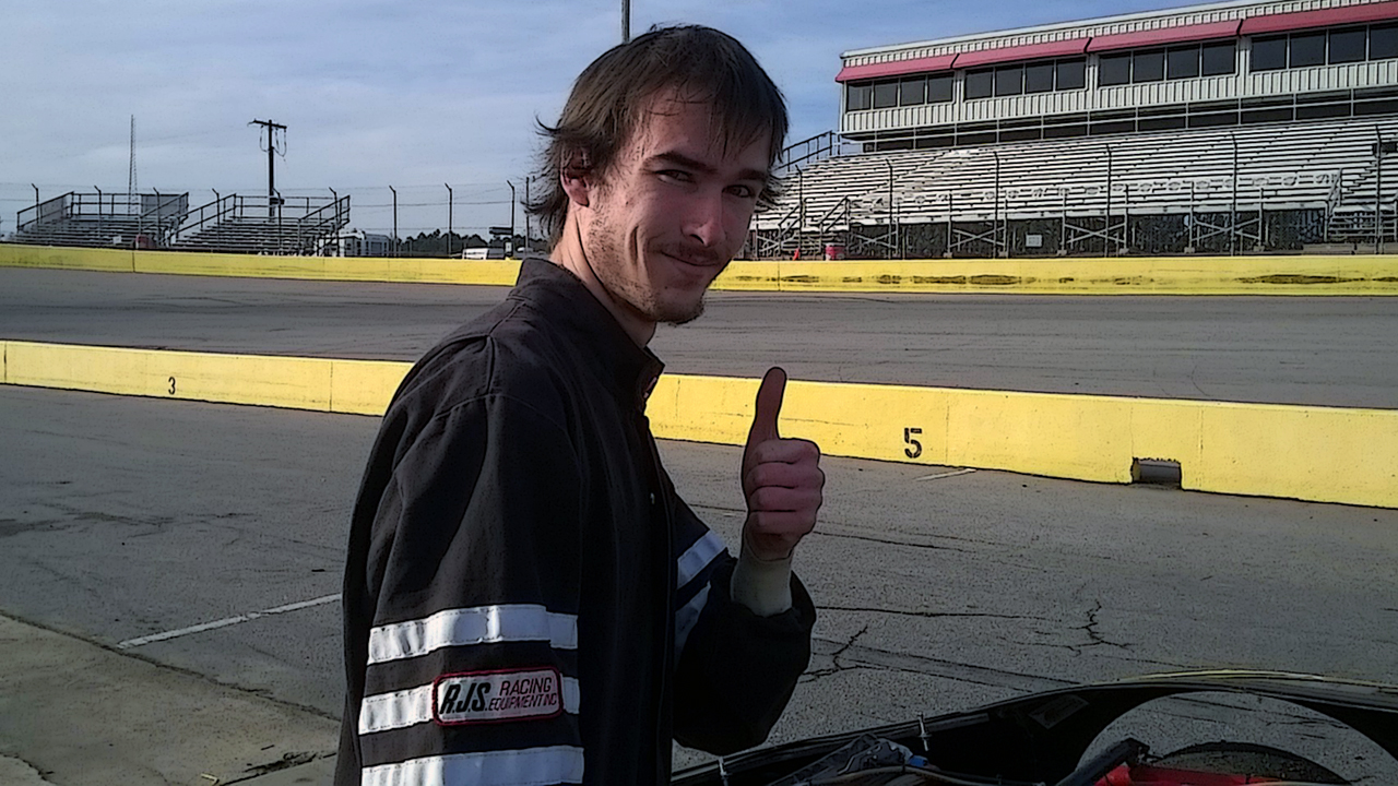 Nicholas Fulghum Confident He Can Contend in SNMP Thanksgiving Classic