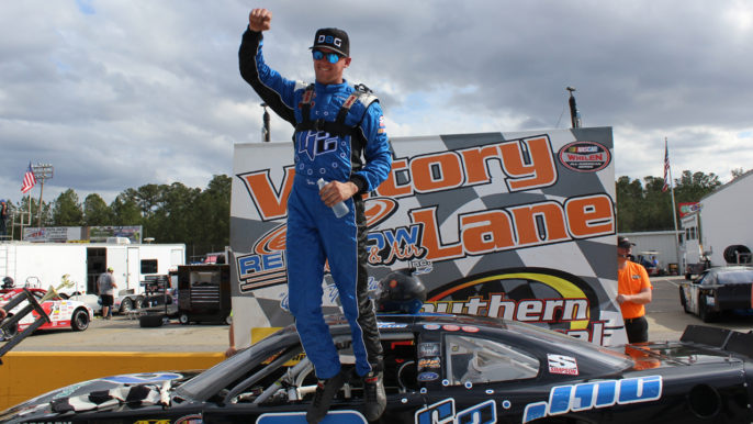 Hughes and Allensworth Prevail in Southern National Thriller
