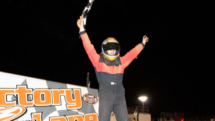 U-CAR Champion Ronnie Jones Making Jump to Mini Stocks