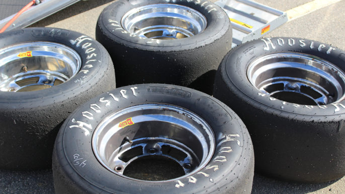 Buy Two Tires, Get Two Free for Late Model Stock Cars on April 22nd