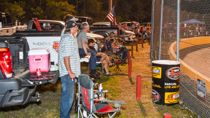 Trackside Spots & Ticket Sales for the Classic can be purchased online for 2019