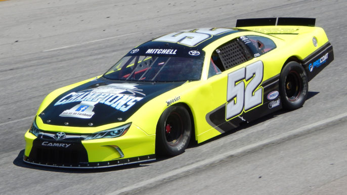 Justin Mitchell 'Stoked' to Make Charger Debut at Southern National
