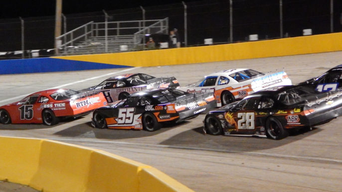 Fast Five Pro Late Model Purse and Format Changed