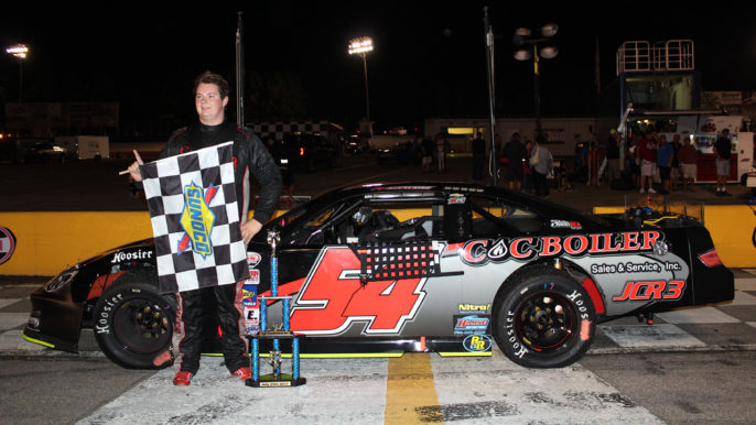 Matt Craig Dominates for PASS Victory