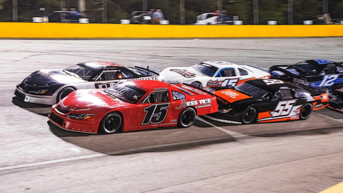 SNMP Adds Pro Late Model Doubleheader on October 7th; Increases Bounty on Colt James