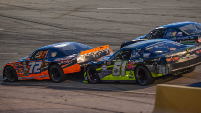 Points Battles Tighten Up Heading into Fan Appreciation Night at SNMP