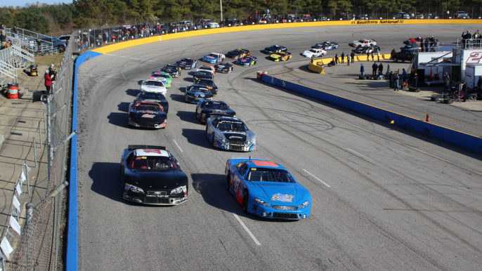 Southern National Motorsports Park Releases Thanksgiving Classic Schedule