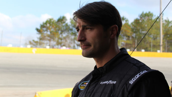 Matt McCall Returns to Southern National with Sights Set on Thanksgiving Classic Victory