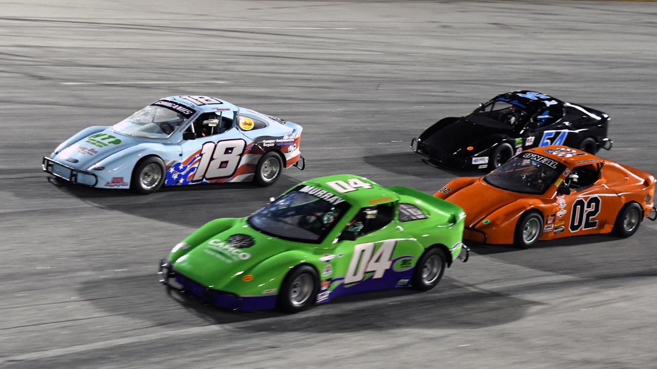 Bandolero Race Car: Southern National Motorsports Park
