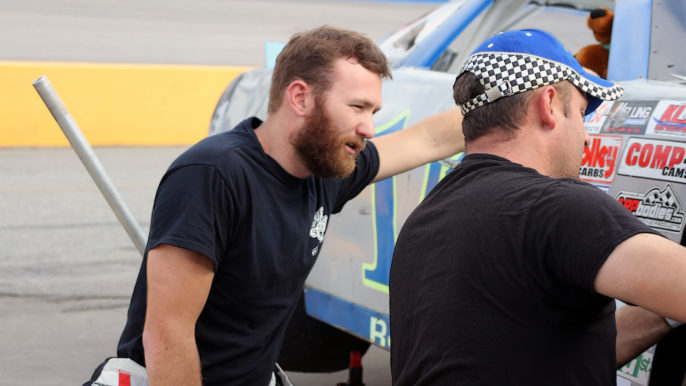 Shotgun Miller to Compete in Charger Division