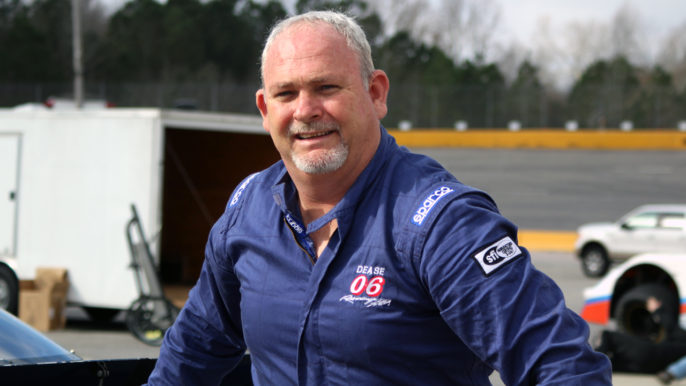 Terry Dease Returning to Southern National for Dogwood 265