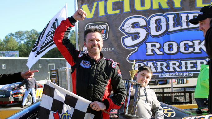 Philip Morris Dominates for Victory at Southern National