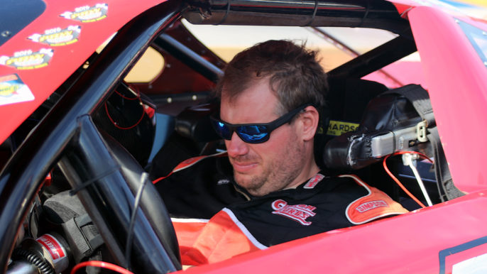 Former Champion Brandon Head to Race Saturday Night