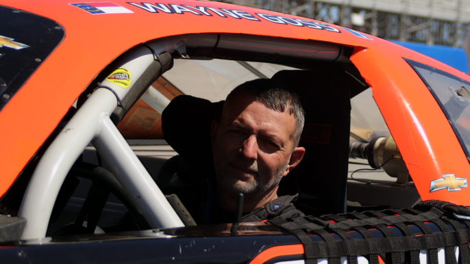 Wayne Goss Confident After Strong Limited Late Model Run, Eyeing Win in Howell Chargers
