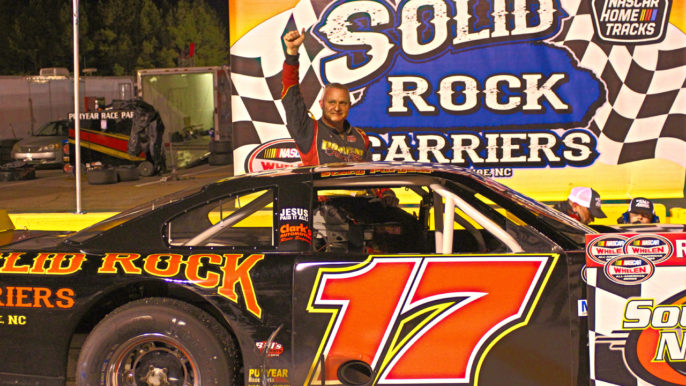 Puryear and McCaskill Score Wins in Southern National Doubleheader