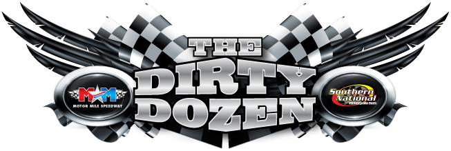 Ditry Dozen Standings as of 8/21/2013