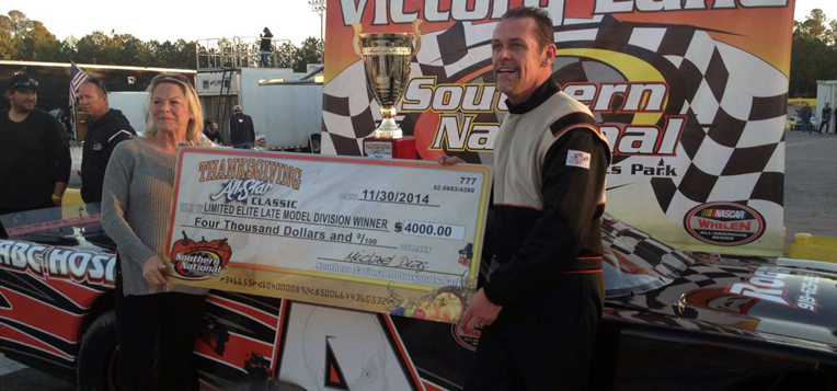 Tony Grady Officially Declared Thanksgiving Classic Winner