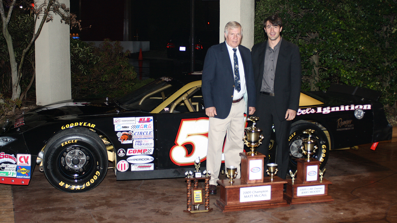 Jerry Moody Memorial Set for April 26th