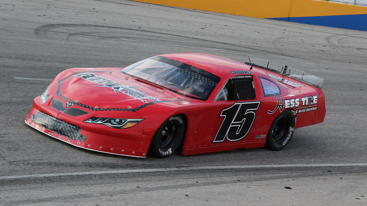 Bounty Placed on Colt James in Fast Five Pro Late Models – Southern National Motorsports Park