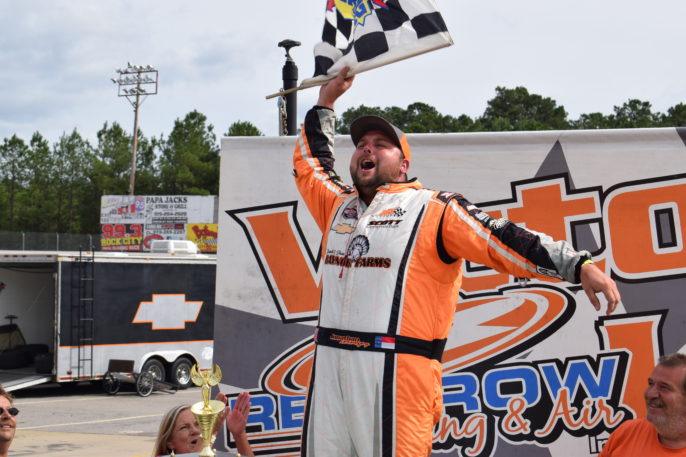 Jonathan Kornegay Snaps Dry Spell With Pair of Wins, Championship
