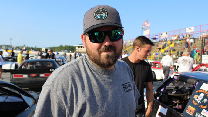 Brandon Clements Chasing First Southern National Mini Stock Win