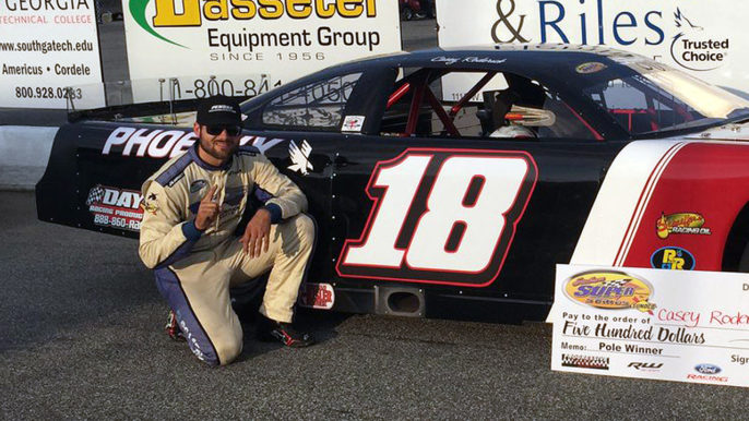 Casey Roderick Going Bounty Hunting in First SNMP Start