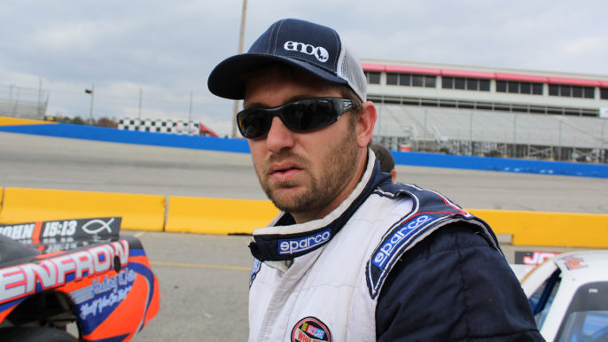 Ronald Renfrow Hoping for Spooktacular Victory at SNMP